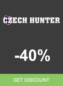Czechhunter 40% off